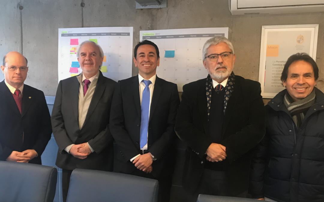 Pablo Verdugo Fajardo se convierte en un nuevo graduado del Magíster en Ingeniería de la Energía MIE-UC
