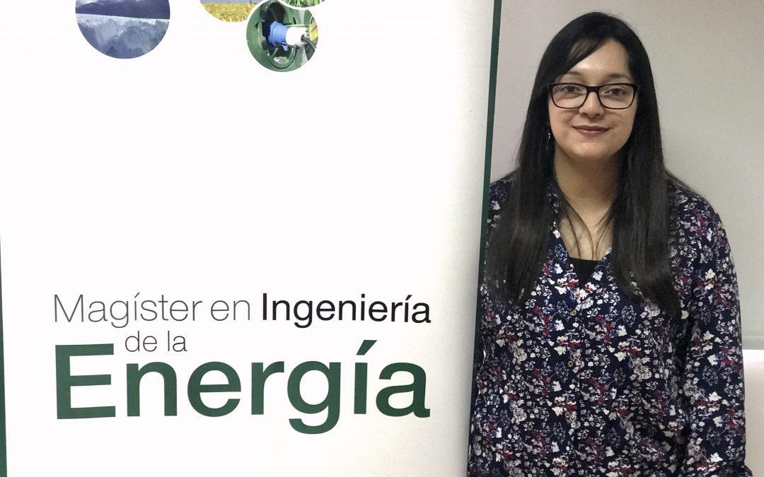 Laura Ureña (Costa Rica) se convierte en una nueva graduada del Magíster en Ingeniería de la Energía de la Pontificia Universidad Católica de Chile.