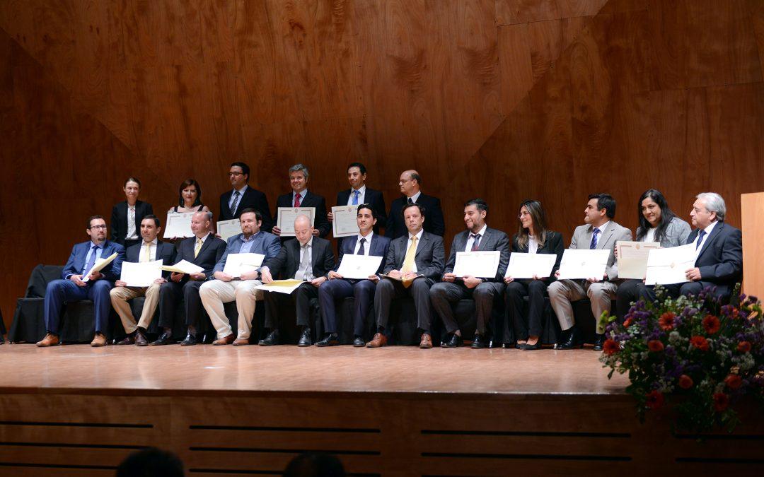 23 nuevos profesionales obtienen su grado de Magíster en Ingeniería de la Energía de la Pontificia Universidad Católica de Chile