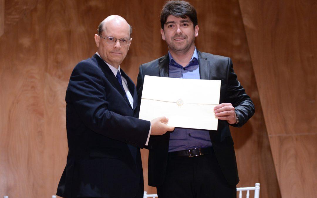 Iván Zambrano Moll (2016) – Jefe de Proyectos – Coordinador Eléctrico Nacional