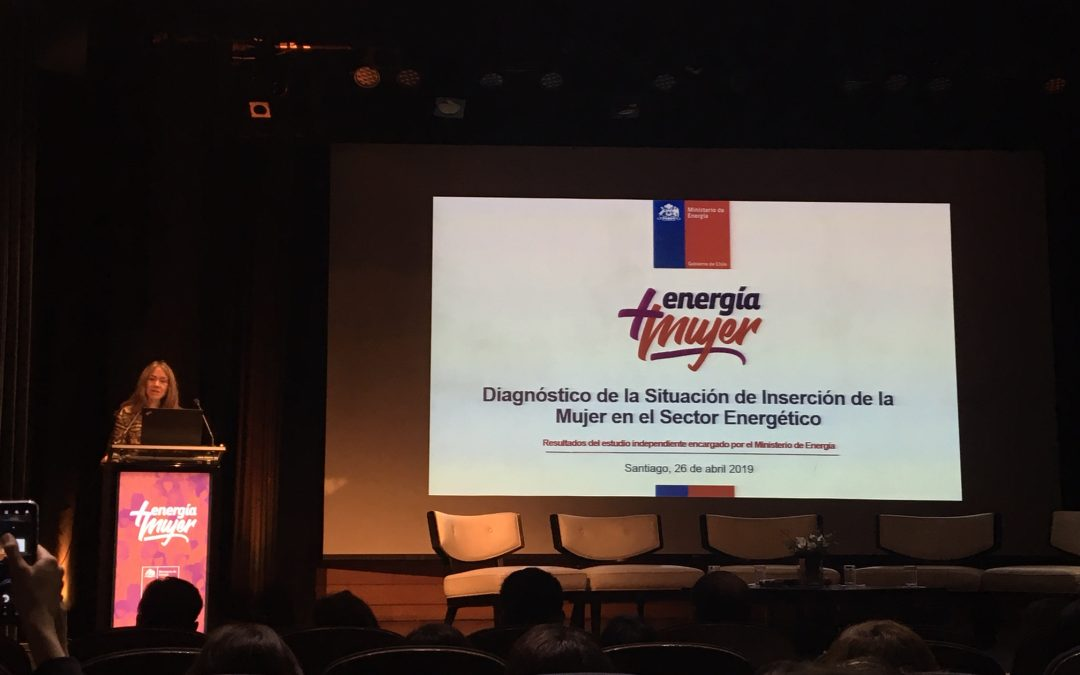 """Presentación de Anuario Energía+Mujer: """"Avances 2018 y Desafíos 2019"""""""