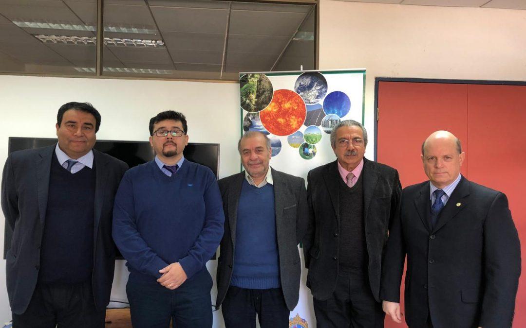 Armando Mellado Chamblas se convierte en nuevo graduado del Magíster en Ingeniería de la Energía de la Pontificia Universidad Católica de Chile.