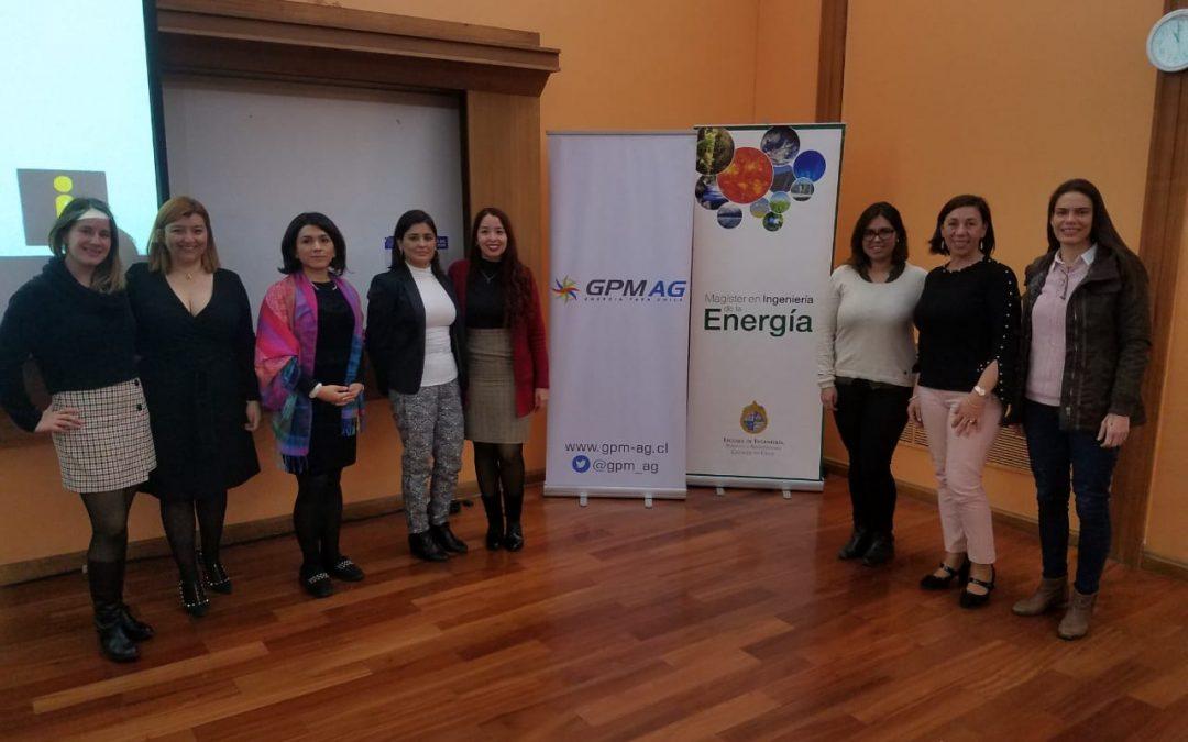Conversatorio Educación en Energía + Mujer